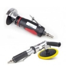 Pneumatic grinding / polishing / milling cutter