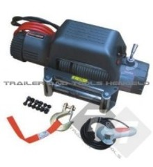 Pulling winches / Electric puller 12 volt / 24 volt