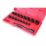 Clutch alignment tool set, 17 pieces, Aligner, Clutch aligner, Align set