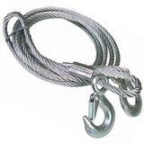 Tow rope 6 mm x 6 m, Sleep cable, Afsleep cable, towline