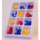 100-piece cable lug assortment