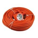 Orange extension cord 20M