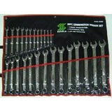 Combination wrench set 26 piece extra long