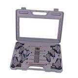 Torx key set 9 pieces with T handle
