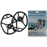 Anti-slip grip, spiked sole, anti-slip shoes for 33-38