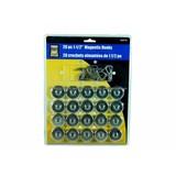 Magnetic Hooks 20 pieces, Magnet, Hook, magnetic hook, magnetic hooks