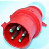 5 pin plug 380 V 32 A, 380 V plug, plug Power supply plug