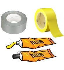 Tape & Glue