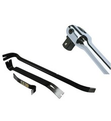 Pry bar / Crowbar / Tap wrench