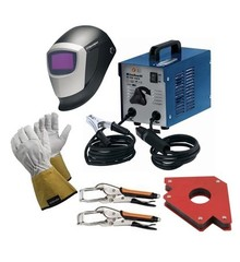 Welding machine and accessories