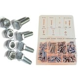 125-piece bolt and nut assortment, Bolts, Nuts, Bolts and Nuts