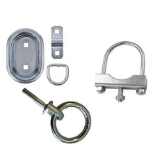 Trailer hardware and fasteners