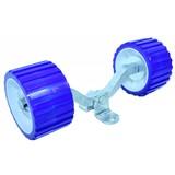 Wobble roller 2 rollers, Multi roller set, Boat Rollers set, Bootroller, Roller