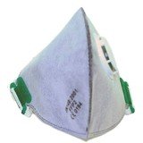 Dust mask with valve, two piece, dust mask, Respirator, Dust mask