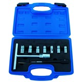 Diesel Injector Seat Cutter Set, Seat Cleaner Spray, Seat cleaner diesel injector