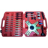 Clutch assembly and disassembly kit, SAC clutch tool, SAC clutch disassembly and mounting kit, Self claiming clutch tool