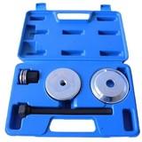 Bearing press set, silent bearing VAG, 4-piece, Silent bearing press kit, VAG control arm bushing assembly and disassembly set