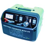 Battery charger 12 & 24 Volt, 20 Ampere, Battery, Charger, Charging