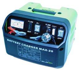 Acculader 12 & 24 Volt, 20 Ampere , Batterijlader , Lader , Laadapparaat