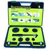 Punch plate set, hole punch, punch kit, hole punch