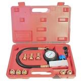Power steering pressure gauge