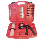 Brake bleeder, Manual vacuum pump, vacuum pump, Brake ventilation
