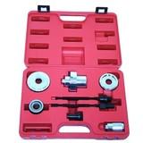 VAG silent bearing mounting and dismounting set, VAG Bearing press kit control arm Bearing presset VAG