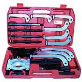 Universal lagertrekkerset, Hydraulic lower tensile set, bearing tool set