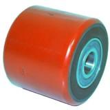 Pallet wheel small pallet wheel, PU wheel