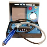 Pneumatic air mill set, Grinder, Pencil Sharpener, Sharpener