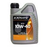 10W40 engine oil 1 liter Motor oil, Semi-synthetic oil, Synthetic Motor Oil
