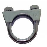 Exhaust clamp diameter 32 M8 thread, exhaust clamp, exhaust clamps