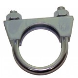 Exhaust clamp diameter 36 M8 thread, exhaust clamp, exhaust clamps