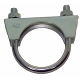 Exhaust clamp diameter 48 M8 thread, exhaust clamp, exhaust clamps