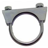 Exhaust clamp diameter 50 M8 thread, exhaust clamp, exhaust clamps