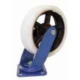 """Heavy swivel castor 350 kg 8 """"Swivel wheel 350kg 8 inch, Castors, Wheels, Nylon"""
