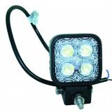12 Watt LED Werklamp, Werklamp, LED Lamp, Werk lamp, LED Verstraler