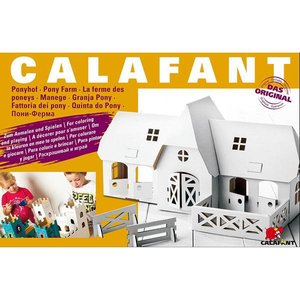 Calafant Bouwpakket Manege
