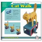 Bekken Design Wandelende kat (Cat Walk))