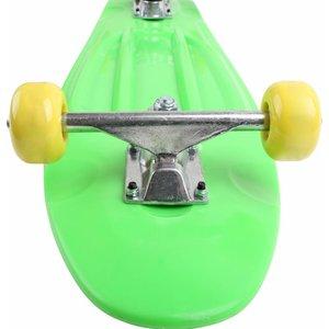 Small Foot Groen lichtgevend skateboard