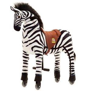 Animal Riding Zebra Marthi Large