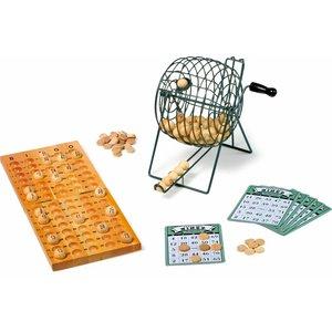Small Foot Groot Bingo spel