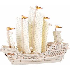 Small Foot Zeilschip Zheng He