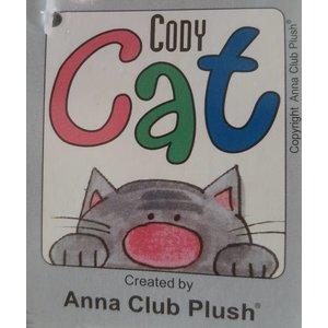 Anna Plush Kat Cody