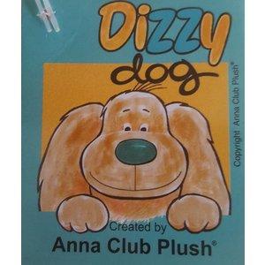 Anna Plush Dizzy Dog