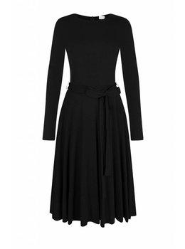 Marcha Huskes Odette Stretch Jersey Black
