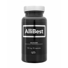 APB Holland AlliBest 100mg, biologisch, 90 capsules