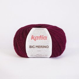 Katia Big Merino 24 - Bordeaux