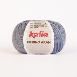 Katia Merino Aran 59 - Helblauw