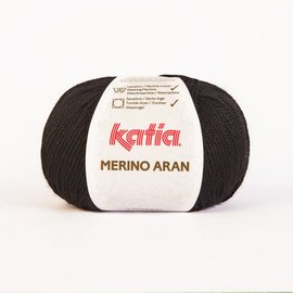 Katia Merino Aran 2 - Zwart
